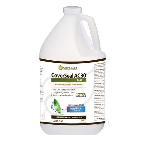 coverseal ac fast drying uv resistant matte wood floor