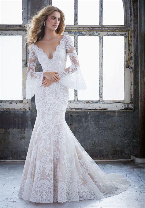 Dress   Mori Lee Bridal SPRING 2018 Collection: 8221