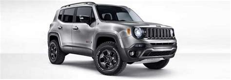 2018 jeep renegade changes 2018 jeep renegade redesign changes features engine