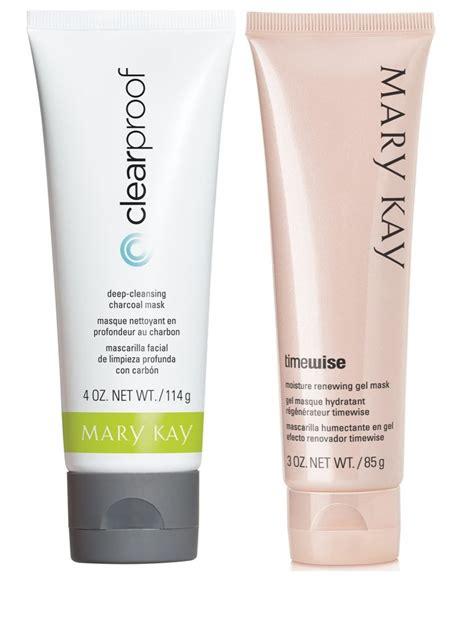 mix mask mary kay