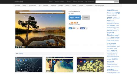 themes google chrome themebeta top google chrome themes galleries for 2015 brand thunder