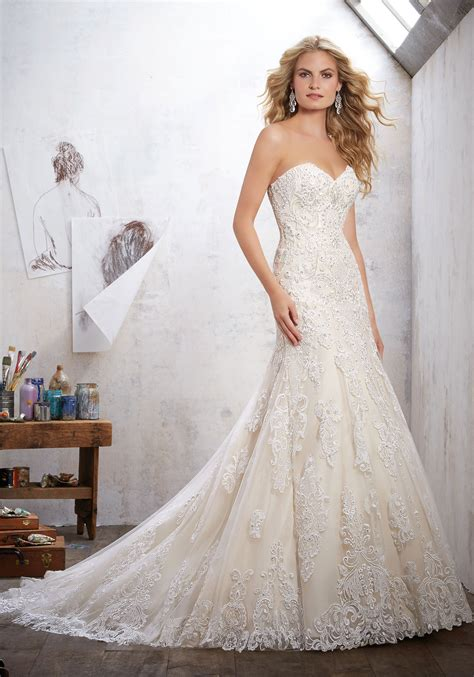 Wedding Dress by Morilee Bridal Collection Wedding Dresses Bridal Gowns