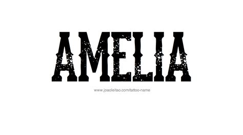 amelia name images clipart best