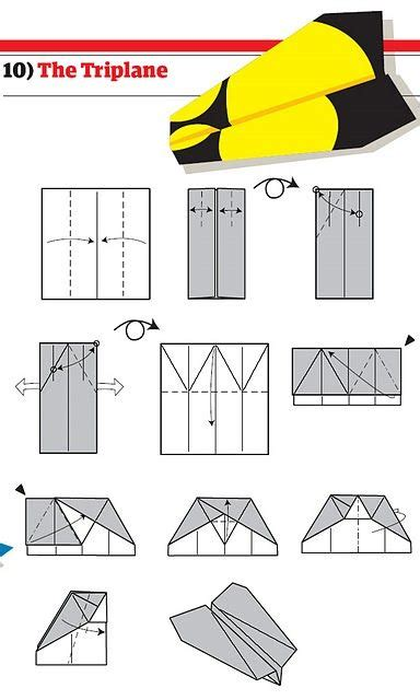 How To Make An Amazing Paper Airplane - how to build cool paper planes damn cool pictures