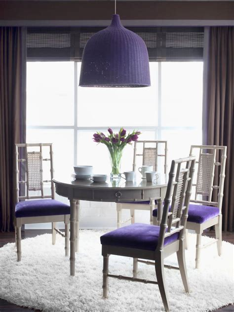 23 purple dining room designs decorating ideas design