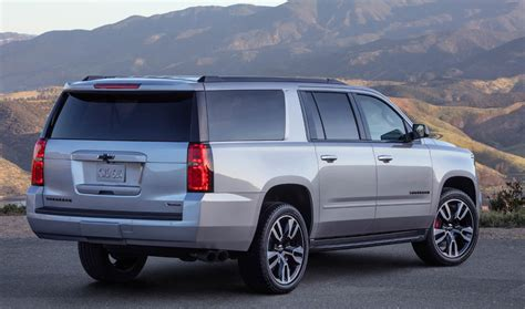 2019 chevrolet pictures 2019 chevrolet suburban rst pictures price valley chevy