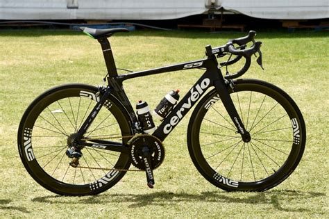 cervelo 2016 bikes pro bike mark renshaw s cervelo s5 cycling weekly