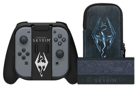 Switch Hori Breath Of The Stater Kit hori releasing skyrim starter kit for switch gonintendo