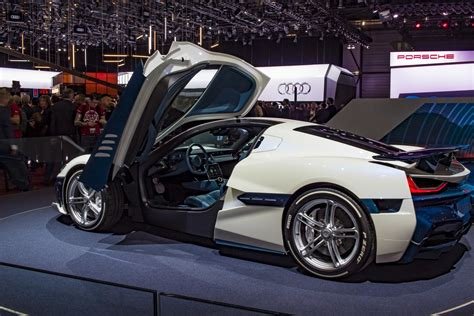rimac ctwo pictures  wallpapers top speed