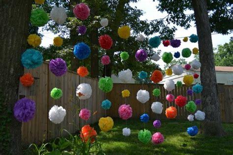 Gartenparty Deko by 22 Deko Gartenparty Ideen Was Darf Auf Einem Gartenfest