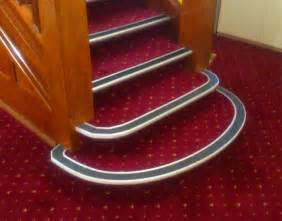Round Stair Nosing by Fitted Carpet In Motorhome Page 2 Motorhome Forums