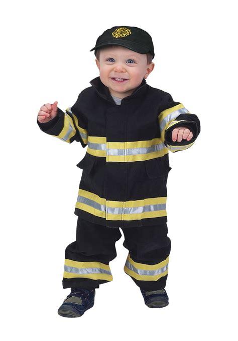 firefighter costume toddler black firefighter costume