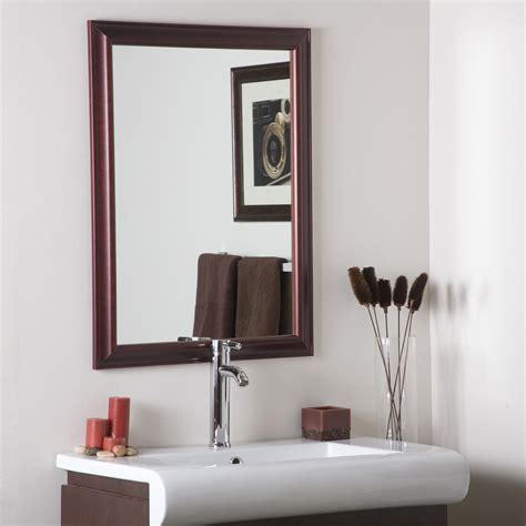 large framed bathroom wall mirrors mirrors for bathroom wall wall mounted bathroom mirrors