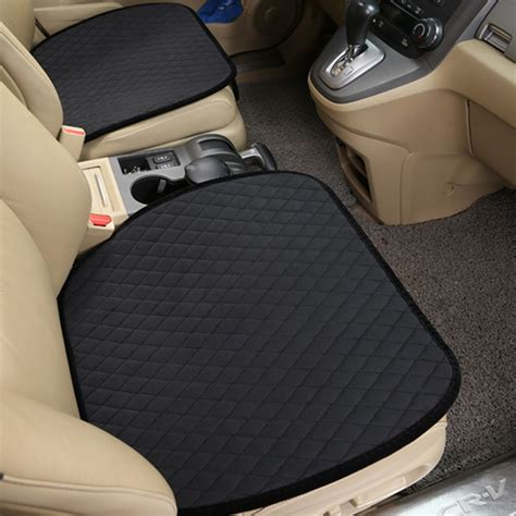 seat protector for car seat luxury car seat protector mat auto front seat cushion