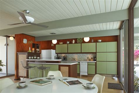 midcentury modern design decorating your mid century modern kitchen ocmodhomes
