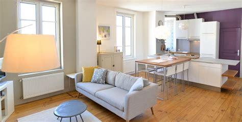 Appartement Meublé Lyon 7 by Appartement Meubl 233 Lyon 7 Location T2 Jean Mac 233