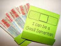 good samaritan bible lesson