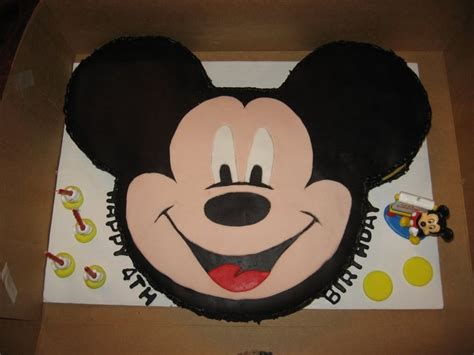 mickey mouse template for cake 28 images printable