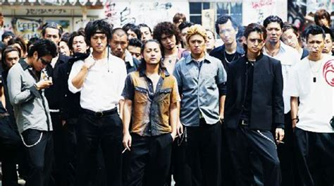 film animasi crows zero crows zero 2 review blueprint review