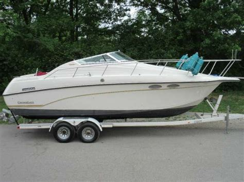 crownline boats indiana crownline 250cr boats for sale in indianapolis indiana