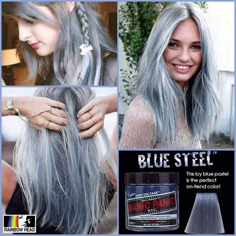 Manic Panic Blue Steel Classic manic panic blue steel available at rainbowhead ph