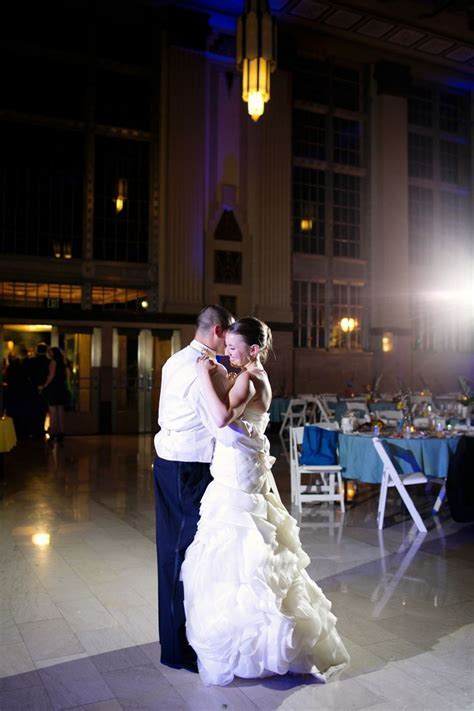private last dance, Wedding at T&P Station in Fort Worth