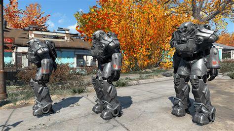 Of Steel 12 brotherhood of steel powerarmor overhaul mod