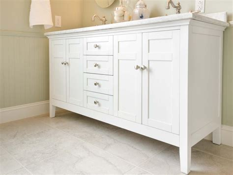 guide to selecting bathroom cabinets diy
