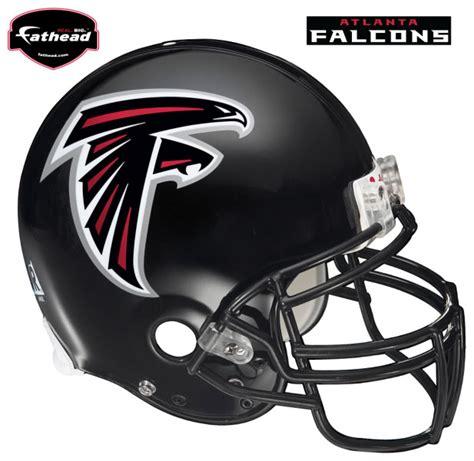 San Francisco 49ers Home Decor by Atlanta Falcons Helmet Fathead Nfl Wall Graphic