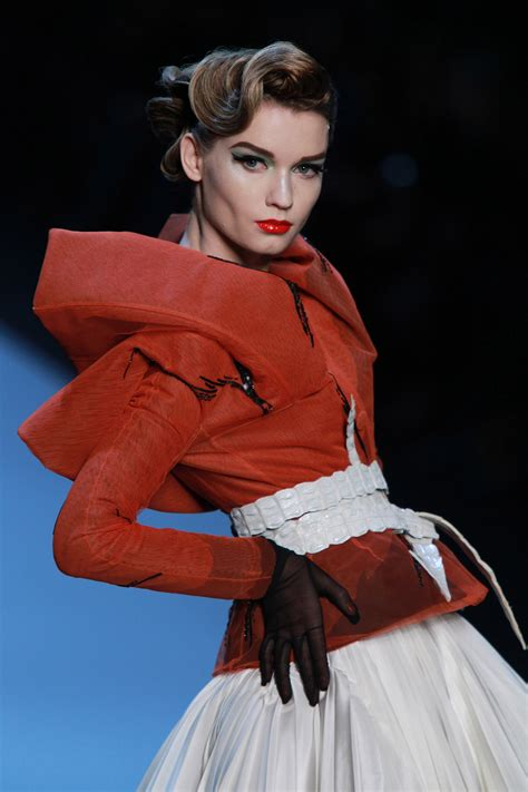 Catwalk Top 10 Vintage Part 2 by Another Look From S Dramatic Haute Couture