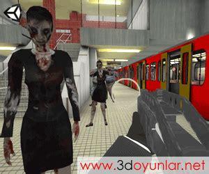 3d oyunlar 3d korku metro istasyonu zombileri oyunu metro istasyonu zombileri oyunu 3d korku oyunları oyna