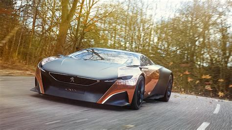 peugeot onyx top gear a day with the crazy peugeot onyx
