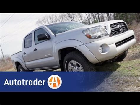 Toyota Tacoma Autotrader 2011 Toyota Tacoma Truck New Car Review Autotrader