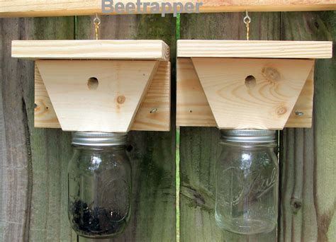 carpenter bee house 2 carpenter bee traps bee and pest