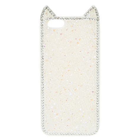 Sm Gift Card 2000 - bling cat phone case claire s us