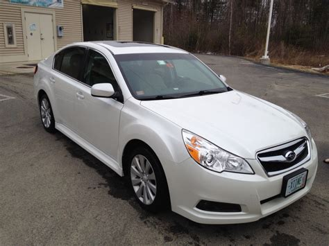 2011 Subaru Legacy 2 5i Limited by Picture Of 2011 Subaru Legacy 2 5i Limited Exterior