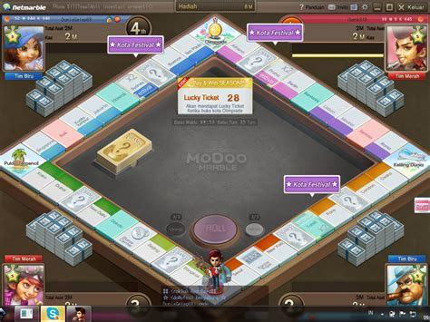 tutorial hack modoo marble modoo marble game monopoli online indonesia tutorial