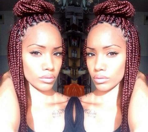 braid hairstyles for people with small forehead 20 trendy small box braids hairstyles update