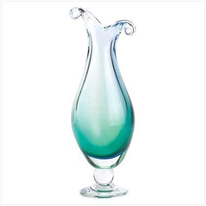 A Glass Vase Decor Vase