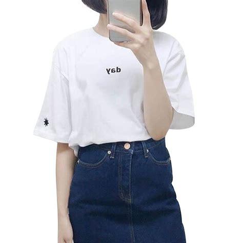 Tshirt Harajuku summer style fashion t shirt harajuku day and