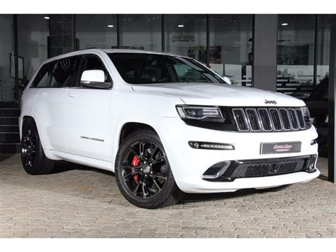 Jeep Srt8 White 2014 White Jeep Grand Srt8 R 709 900 For Sale In
