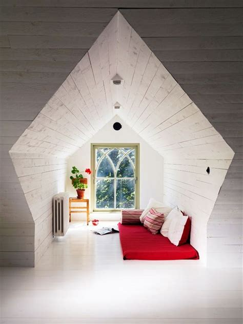 superior Home Office Space Ideas #1: 24-cozy-and-tiny-attic-bedroom.jpg