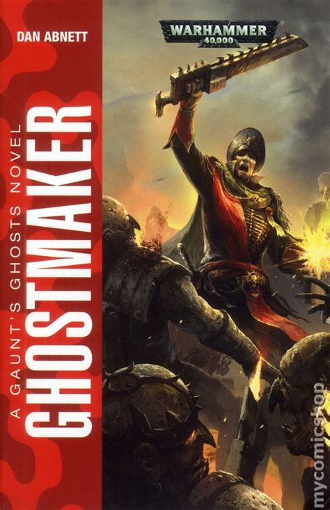 the warmaster gaunt s ghosts books comic books in warhammer 40k gaunt s ghosts