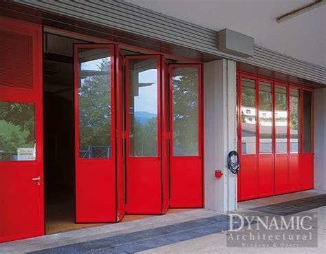 Folding Steel Doors by Steel Bifold Doors Dynamic Architectural Windows Doors