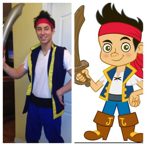 pattern for jake and the neverland pirates costume jake and the neverland pirates jake and the neverland