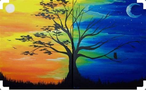 paint nite during the day pin by lamia said on my s painting