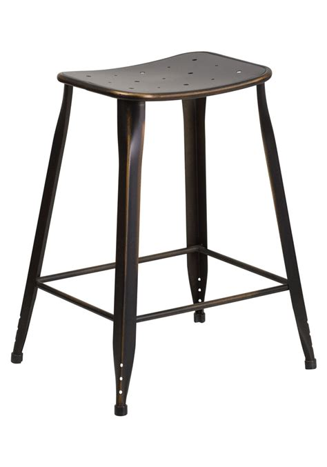 24 high counter stools 24 high distressed metal indoor outdoor counter height stool