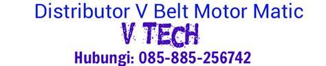 Fan Belt Mio pusat penjualan v belt motor matic murah berkualitas