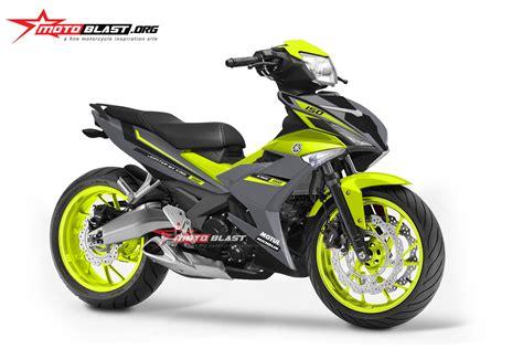 Striping Honda Vario Fi Ironman Yellow modifikasi yamaha mx king 150 big