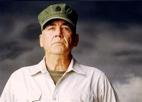 was r ermey in the r ermey biography childhood achievements